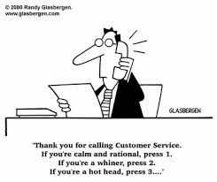 Working in Customer Service