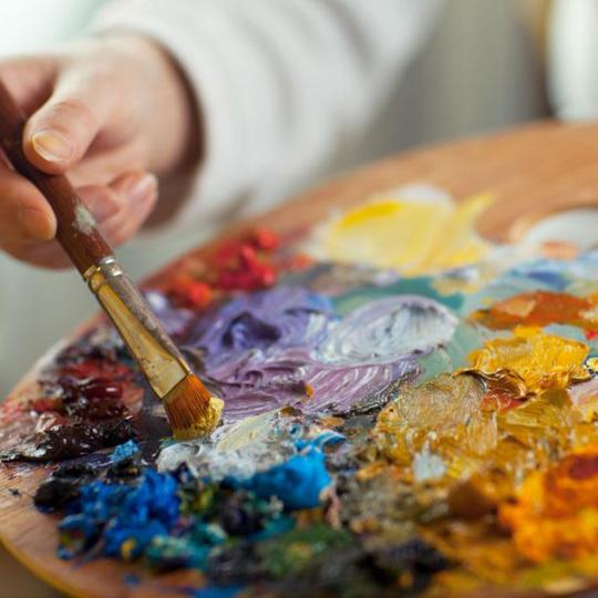 Painting as a Career – Opportunities and Challenges