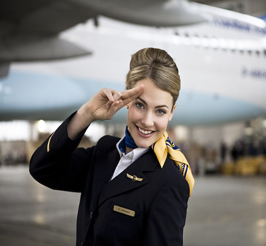 8 Benefits Of Being A Flight Attendant