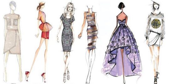 The world of fashion design - Part II