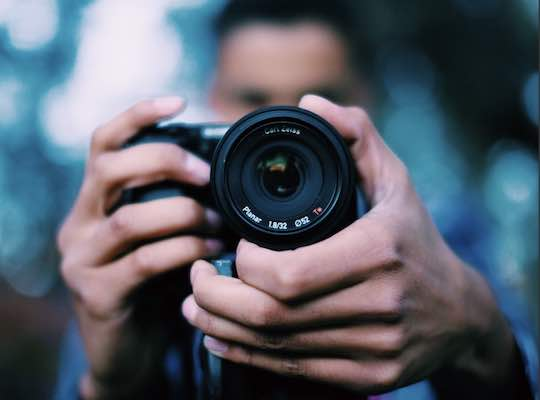 The Ever Trendy Job As A Photographer