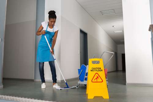 Top office cleaning tips