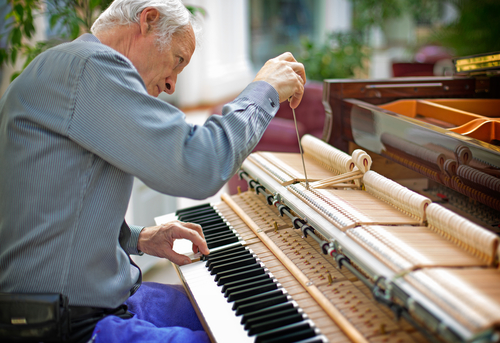 Top piano tuning, installation and repair specialists' tips