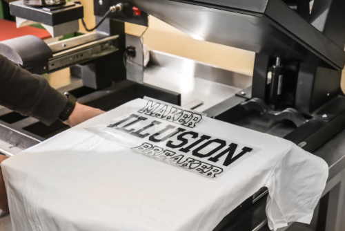 Top T-shirt printing specialist tips