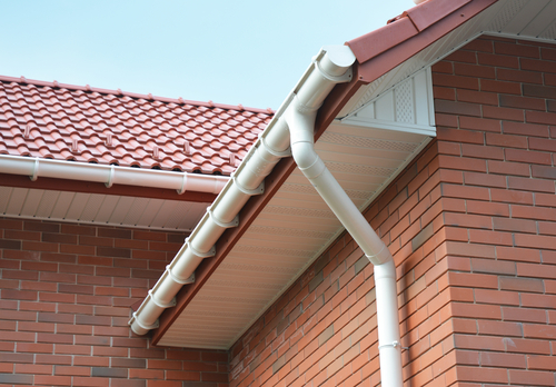Why use guttering?