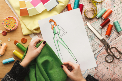 Dressmaking And Clothing Design Specialists