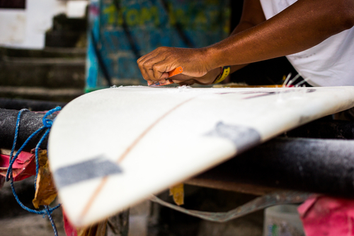 Fibreglass - Still The Best For Surfboards