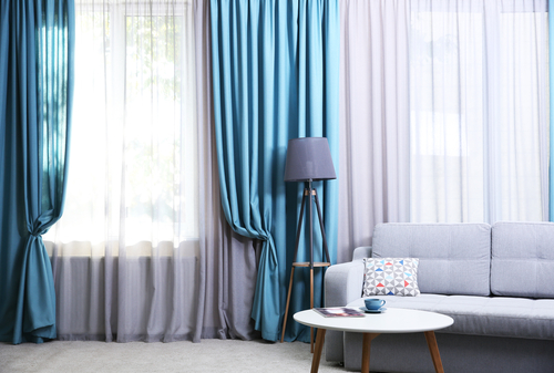 The Allure Of Curtains